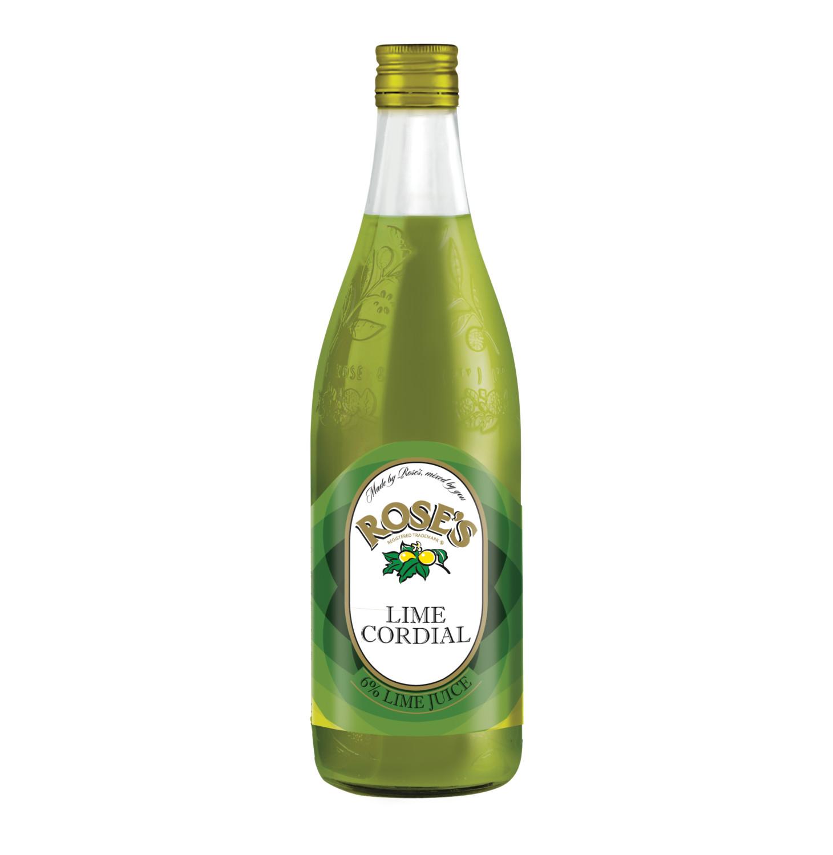 ROSES Cordial Lime 750ml – The Lekker Shop